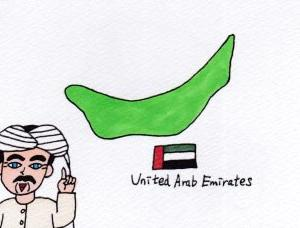 世界の不思議~アラブ首長国連邦~