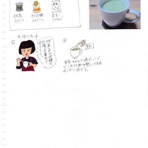 抹茶ソイミルク