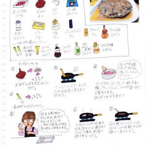 ハンバーグ~油淋鶏ソース~