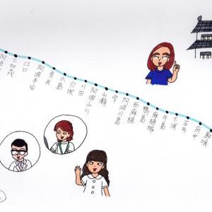 JR徳島線
