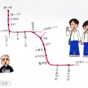 広島電鉄 7系統