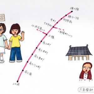 広島電鉄 8系統