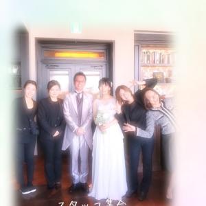 教員同士の結婚パーティー(11/9ゲートハウス