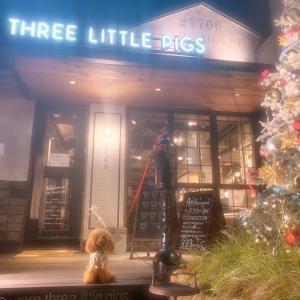 THREE little PIGS(カフェバー&ラーメン屋さん