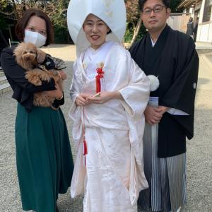 ご縁繋がる家族式(11/22松阪にて