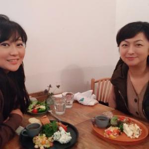東京の姉と慕う玲子さんと