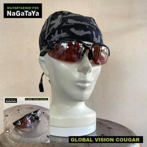 GLOBAL VISION グローバルビジョン セーフティーサングラス COUGAR