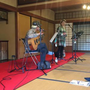 石川家住宅憩いのコンサートありがとうございました