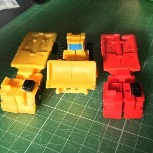 変身ロボットTRANSROBOTS