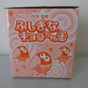 「不思議なキョロちゃん缶」を見た。