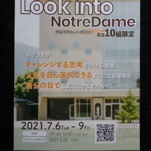 京都市左京区 ノートルダム学院小学校「Look into NotreDame」紹介