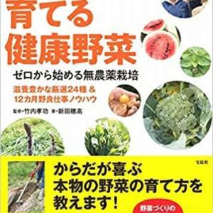 雑誌「天然生活」掲載と北陸の自然菜園コンサルティング  『庭からはじめる自然菜園』