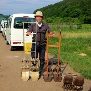 【一般無料版】自然菜園スクール『自然稲作コース』 テーマ:水管理(中干し)&中耕除草