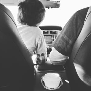 【息子】ドライブ