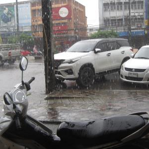 雨のトラート