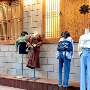 梨大ショッピング通り5000ウォン服の宝庫&四柱カフェ エロス