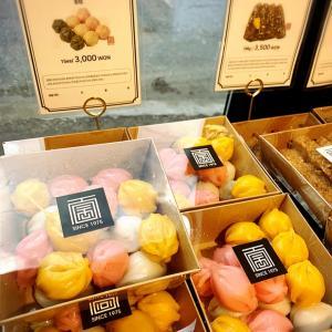 益善洞の美味しい韓国餅屋さん「トッカゲ チョンチュン」