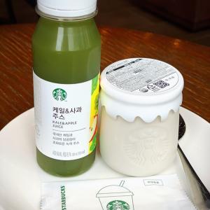 韓国スタバ の新しいギリシャヨーグルトを食べてみる