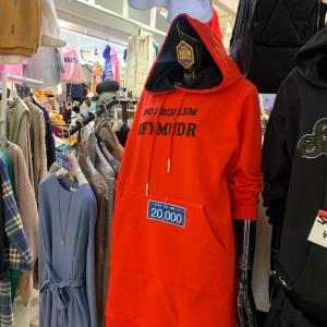 東大門ナイトショッピングで買わずに後悔したプチプラワンピ