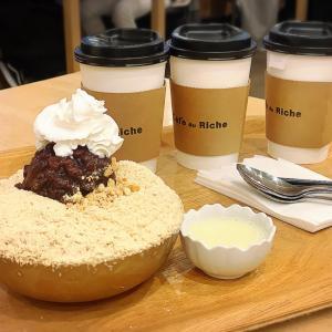東京・新大久保で美味しいピンスタイム「Cafe du Riche」
