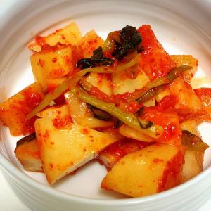 韓国農協キムチ「チョンガッキムチ」で美味しい発酵生活