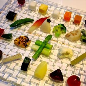 銀座シェトモで女子好みお野菜盛り盛りフレンチ