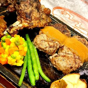横浜の味★ハングリータイガーで思い出のハンバーグ