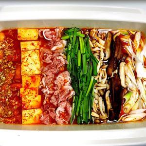 ダイエットキムチ鍋でお野菜盛り盛り!新陳代謝アップ!