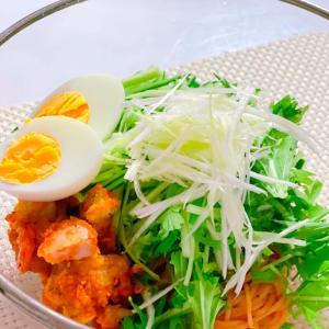 夏バテやダイエットにお手軽ズボラ韓国料理「チョル麺」