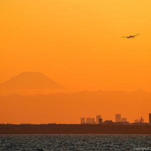 南風と富士