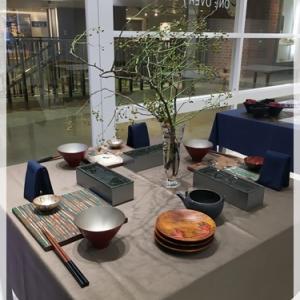 和のアレンジテーブル~基本クラス