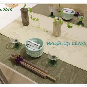 宮部友宏さんの陶器でテーブル遊び ~ブラッシュアップクラス