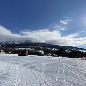 2021雪遊び(菅平スキー)
