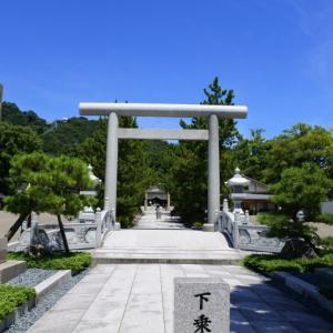 籠神社(このじんじゃ)~宮津の旅①~