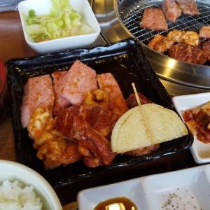 久々の 焼き肉【肉匠】