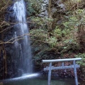 岩門の滝【岐阜県】