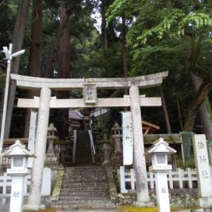 室生地区三本松の海神社