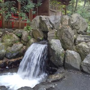 かなえの滝【動画】で清らかに後半戦スタート