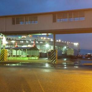 初のフェリー旅 【往路】~船会社2社乗り比べ~