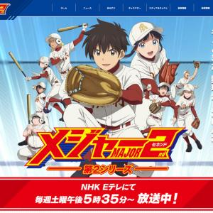 MAJOR 2nd(メジャーセカンド)第2シリーズ 第8話「超機動力野球」