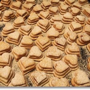 キッチンエイドスタンドミキサーで作るクッキー生地の動画