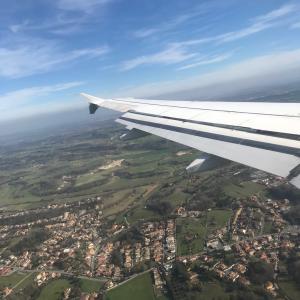 ローマに来ました