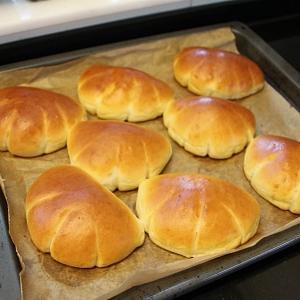 クリームパンを作ったのは良かったのだが