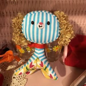 ふぁんきっちゅマーケットvol3 お人形さんち  後半開催です 6月22日から24日(日)