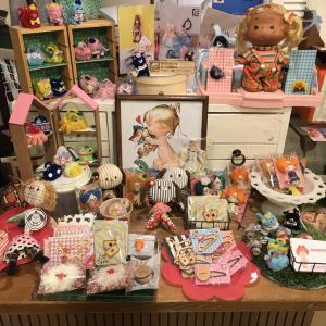 ふぁんきっちゅマーケット「お人形さんち」開催中