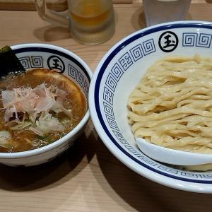 【美味しい濃厚魚介つけ麺】玉(新宿)