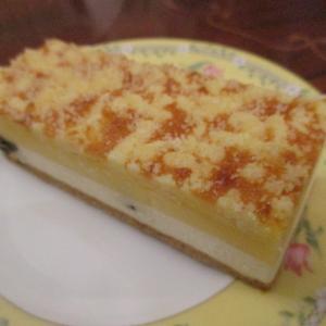 【ドゥブルベ ボレロ】4層のチーズケーキ