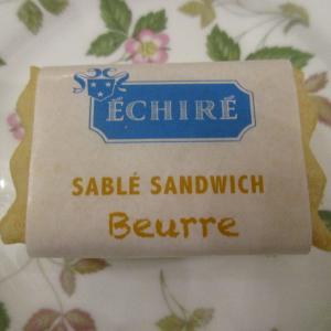 エシレのお菓子とロブションのパン
