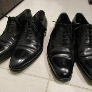新年はすべての靴をピカピカにして迎えたい
