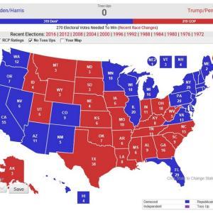 米大統領選